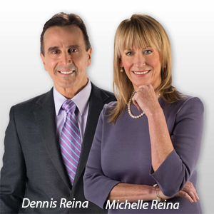 Drs. Dennis Reina and Michelle Reina, Co-Founders and Chief Trust Officers,  Reina Trust Building®