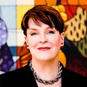 Kate Lanz, Founder and CEO, Mindbridge