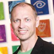 Eben Tobias Greene, President / Creative Vision Keeper, ShiftUp Agency