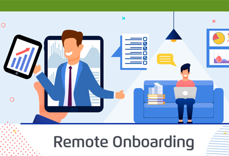 Useful Tips to Facilitate Remote Onboarding