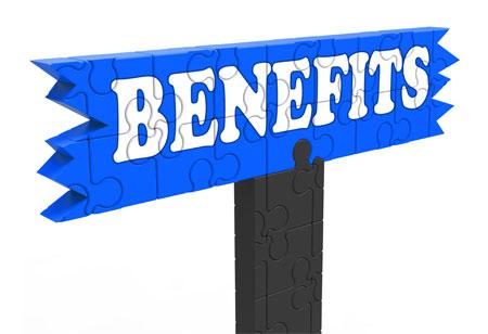 Four Advantages of Employee Benefits Program