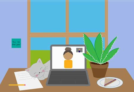 Tips to Ensure Good Health While Working from Home