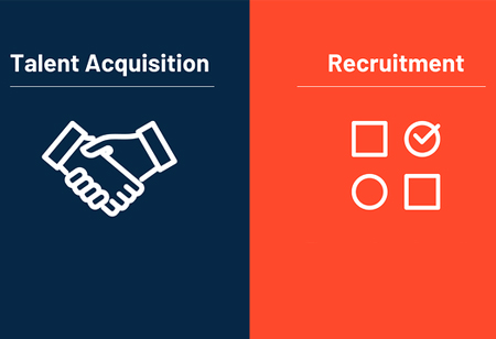 The Difference Between Recruitment and Talent Acquisition