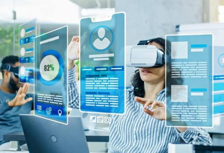 The Use of Virtual Reality in Transforming Organizational Workforce