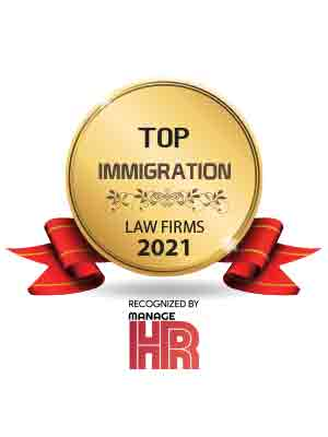 Top 10 Immigration Law Firms - 2021