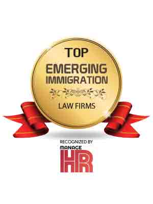 Top 10 Emerging Immigration Law Firms - 2021