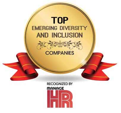 Top 10 Emerging Diversity and Inclusion Companies - 2021