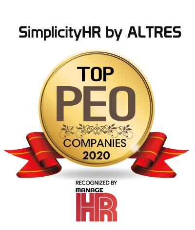 Top 10 PEO Solution Companies - 2020