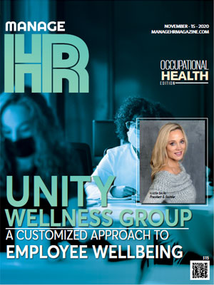 Unity Wellness Group: A Customized Approach to Employee Wellbeing