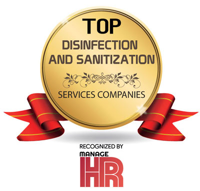 Top 10 Disinfection and Sanitization Service Companies - 2021